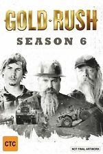 Gold Rush: Season 6 NEW R4 DVD