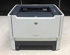 HP LaserJet P2015dn CB368A Laserdrucker sw gebraucht
