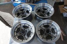 """JDM 40 style 15"""" AE86 Datsun ta22 ta23 mx5 miata wheels 240z Z31 s30 equip 01 03"""