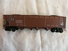 Vintage Ho Scale At & Sf 18036 Loaded Hopper Coal Car