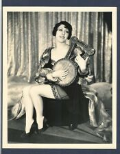 SEXY AND BEAUTIFUL ETHLYNE CLAIR - 1920s CHEESECAKE - NEAR MINT CONDITION !