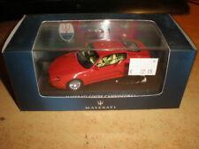 IXO 1/43 #MOC027 Maserati 3200 GT Coupe Cambiocorsa  red       MIB