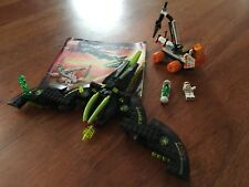 Lego Mars Mission Alien Strike 7693 Complete With Instructions City Town