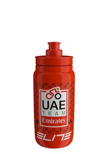 New Elite Fly Team Water Bottle, 2021 Model - UAE Team Emirates/550ml