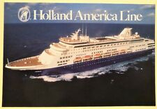 ms Veendam.  Holland America Line Luxury Passenger Ocean Liner. Cruise Ship.