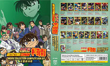 DVD Case Closed Detective Conan Movie 20 In 1 + Lupin The 3rd vs Conan 1+2+sp
