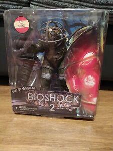 Bioshock 2 Big Daddy Bouncer Neca figure (Light Up) Sealed- VERY RARE