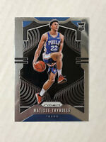MATISSE THYBULLE 2019-20 Panini Prizm BASE ROOKIE RC #290! BEAUTIFUL CONDITION!