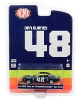 Greenlight Dan Gurney's #48 1970 Plymouth Trans Am Cuda 1/64 for ACME 51263