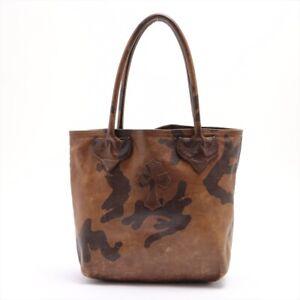 Chrome Hearts FS Tote Bag Leather