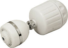 Sprite High-Output Ultra Pure White Shower Filters With Massage Shower Head