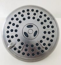 Delta 3-Spray Fixed Showerhead Brushed Nickel Setting WaterSense Massage