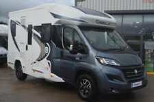 Campervans & Motorhomes 2 Axles 0 excl. current Previous owners with Back Seat Safety Belts