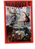 Marvels (1994) Comic Books # 0-1 MISSING 2 3-4x2  M/NM FREE SHIPPING!