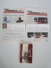 Bombardier Ski-Doo Snowmobile Formula Club brochure magazine & Operator manual