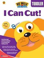 I Can Cut (Big Skills for Little Hands®) by