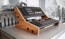 Solid Oak Dual Roland Boutique STAND MK2 questo si adatta a tutte le versioni TR08 TR09 SE02