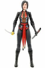 "DC Collectibles Batman: Arkham Origins LADY SHIVA 6.5"" Action Figure Mattel 2015"