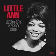 """LITTLE ANN """"DETROIT'S SECRET SOUL""""  NORTHERN SOUL  LP"""