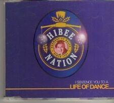 (BN788) Hibee Nation, Life Of Dance - 1992 CD