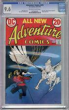 Adventure Comics #425 CGC NM+ 9.6 Monterey Kaluta