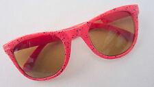 Children Vintage Sunglasses Girl Cool Neon/Pink With 100% UV True 90s