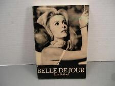 1971 Belle De Jour Luis Bunuel Catherine Deneuve 1st Printing Illustrated Old