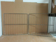 New listing Ge Wall Oven Rack w/ Mild aging Lot of 2 Part # Wb48K5006