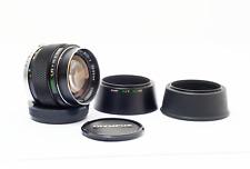 Olympus OM F. Zuiko Auto-T 85mm f/2 *Excellent Prime Portrait Lens