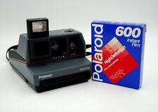 Polaroid Impulse Instant Camera In VG Cond w/One Polaroid 600 Film Pack(Expired)