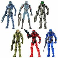 "HALO 12"" ACTION FIGURES TOYS ARTICULATED ASSORTMENT  CHOOSE ONE"