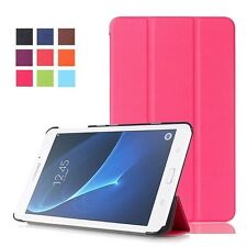 """Smart Leather Magnetic Stand Case Cover For Samsung Galaxy Tab A6 7.0"""" 