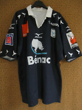 Maillot Rugby Colomiers Benac Mizuno Airbus Entrainement Vintage Jersey - XL