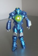 "Iron Man 2 Deep Diver Armour Vengadores 4"" Juguete Figura 2010 Marvel"