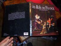 LES ROIS DE FRANCE Jean Philippe Guinle Histoire de la Monarchie Royauté Reine
