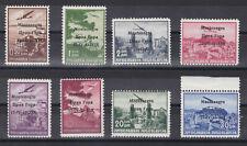 SELTEN 1941 Ital. Besatzung in Montenegro Flugpost 15 - 22  Postfrisch ** €320,-