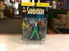 "2002 DC Direct Justice Society of America SANDMAN 6"" Inch Figure MOC"