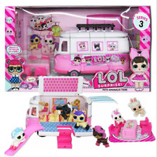 UK Stock LOL Surprise Doll Picnic Car Playset Baby Figure Topper Kids Girls Toys