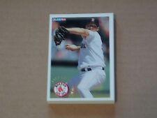 Boston Red Sox Roger Clemens 1994 Fleer Team Set
