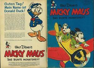 Micky Maus 1951/ 1 (Z2-), Ehapa