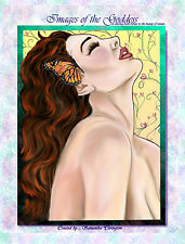 EROTIC ADULT COLORING BOOK Images of the Goddess, TRIBUTE TO THE BEAUTY OF WOMEN