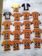 LORIENT  18 MAGNET JUST FOOT 2010  EQUIPE COMPLETE
