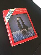 Radio Cuffia GBC anni '80 '90