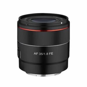 Samyang Af 35mm 1:1,8 Fe For Sony E