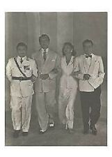 CASABLANCA ~ CAST WALKING 26x38 MOVIE POSTER Humphrey Bogart NEW/ROLLED!