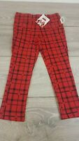 Official Disney Minnie Mouse Girls Jegging Leggings RED  3-4 YRS   A352-26