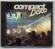 Surtout CD Compact Disco vol. 1 Extended Dance mixages remix