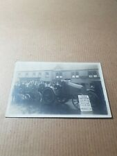 More details for old rp postcard. cumberland.  penrith a ploughing  demonstration.   t/4