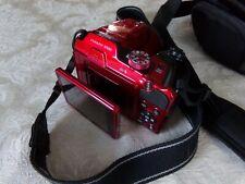 USED - Nikon COOLPIX B500 16.0MP Digital Camera - Red