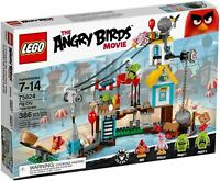 LEGO 75824 Angry Birds - La demolizione di Pig City Teardown - Nuovo MISB